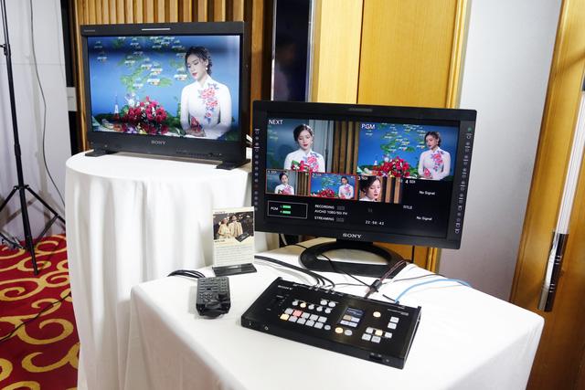 Sony HXR-NX5R - Giải pháp mới cho sản xuất các chương trình gọn nhẹ - Ảnh 7.