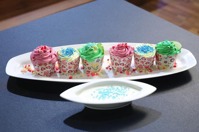Vua đầu bếp nhí: Công chúa bánh thống trị gian bếp với món sở trường - Ảnh 10.