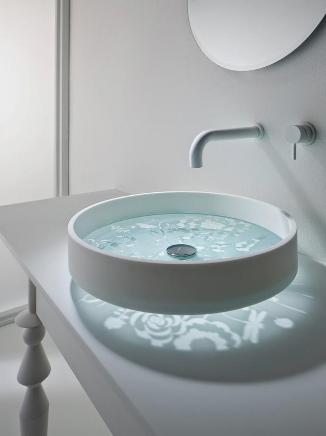 15 mẫu bồn rửa sáng tạo nhất có thể bạn chưa từng thấy - Ảnh 2.
