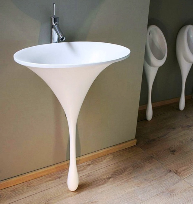 15 mẫu bồn rửa sáng tạo nhất có thể bạn chưa từng thấy - Ảnh 3.