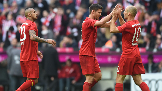 Vòng 10 Bundesliga: Bayern Munich mất điểm ngay trên sân nhà - Ảnh 4.