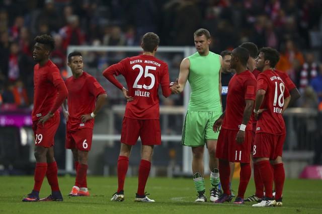 Vòng 10 Bundesliga: Bayern Munich mất điểm ngay trên sân nhà - Ảnh 5.