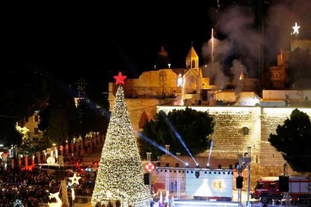 Du lịch hồi sinh tại Bethlehem - Ảnh 1.