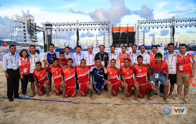 Ảnh: ĐT bóng đá bãi biển Việt Nam thắng ấn tượng trước ĐT Lào - Ảnh 12.