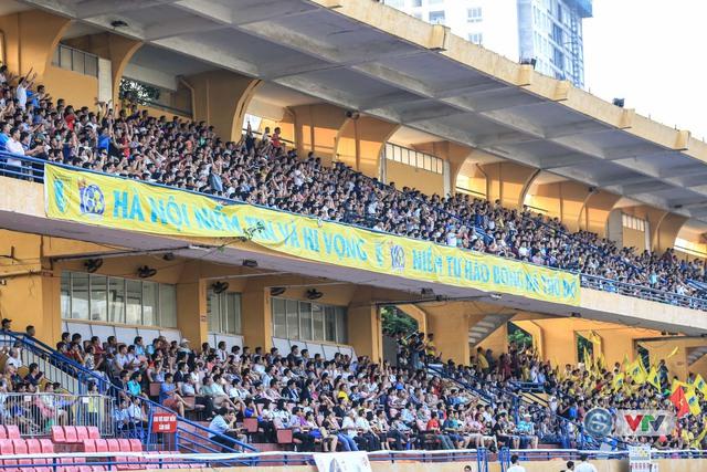 Ảnh: Hà Nội T&T vô địch V.League 2016 sau cuộc đua nghẹt thở với Hải Phòng - Ảnh 1.