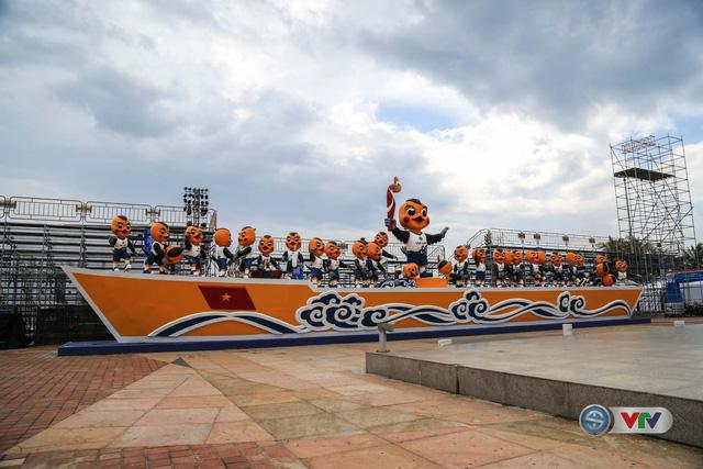 ABG 2016: Đà Nẵng rộn ràng đón chào Đại hội thể thao bãi biển châu Á  - Ảnh 6.