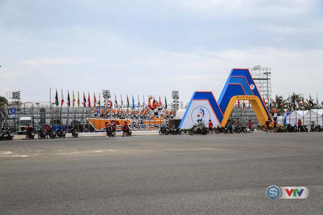 ABG 2016: Đà Nẵng rộn ràng đón chào Đại hội thể thao bãi biển châu Á  - Ảnh 8.