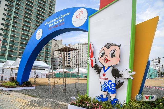 ABG 2016: Đà Nẵng rộn ràng đón chào Đại hội thể thao bãi biển châu Á  - Ảnh 9.