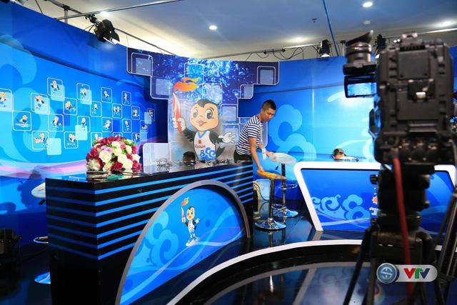 ABG 2016: Trung tâm truyền hình quốc tế IBC đã sẵn sàng cho ngày hội lớn  - Ảnh 5.