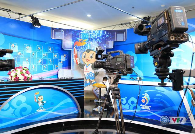 ABG 2016: Trung tâm truyền hình quốc tế IBC đã sẵn sàng cho ngày hội lớn  - Ảnh 6.