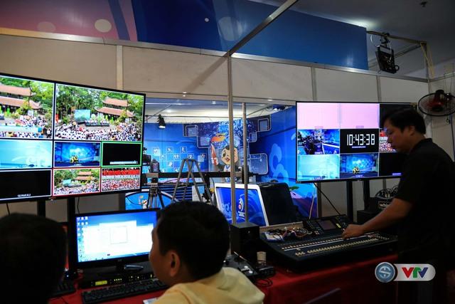 ABG 2016: Trung tâm truyền hình quốc tế IBC đã sẵn sàng cho ngày hội lớn  - Ảnh 8.