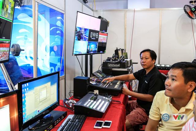 ABG 2016: Trung tâm truyền hình quốc tế IBC đã sẵn sàng cho ngày hội lớn  - Ảnh 9.