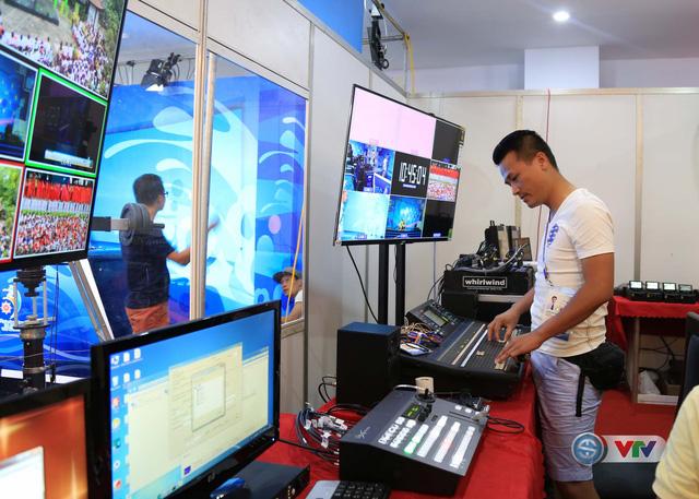 ABG 2016: Trung tâm truyền hình quốc tế IBC đã sẵn sàng cho ngày hội lớn  - Ảnh 10.
