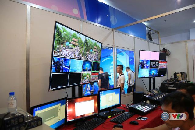ABG 2016: Trung tâm truyền hình quốc tế IBC đã sẵn sàng cho ngày hội lớn  - Ảnh 11.