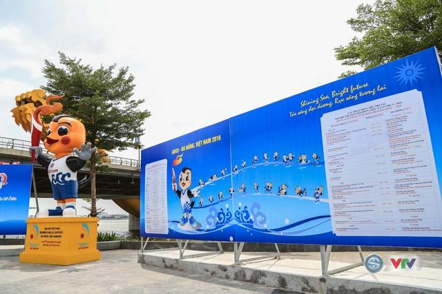 ABG 2016: Đà Nẵng rộn ràng đón chào Đại hội thể thao bãi biển châu Á  - Ảnh 1.
