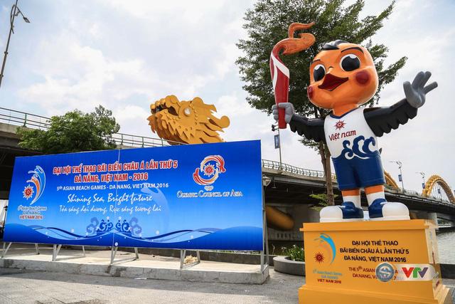 ABG 2016: Đà Nẵng rộn ràng đón chào Đại hội thể thao bãi biển châu Á  - Ảnh 2.