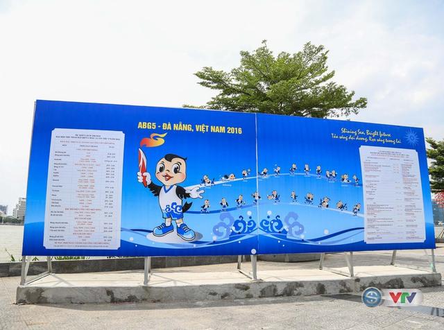 ABG 2016: Đà Nẵng rộn ràng đón chào Đại hội thể thao bãi biển châu Á  - Ảnh 3.