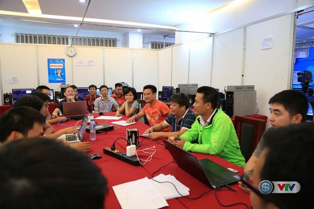 Đài THVN họp sản xuất về việc hiển thị đồ hoạ khi sản xuất chương trình tại ABG5 - Ảnh 5.
