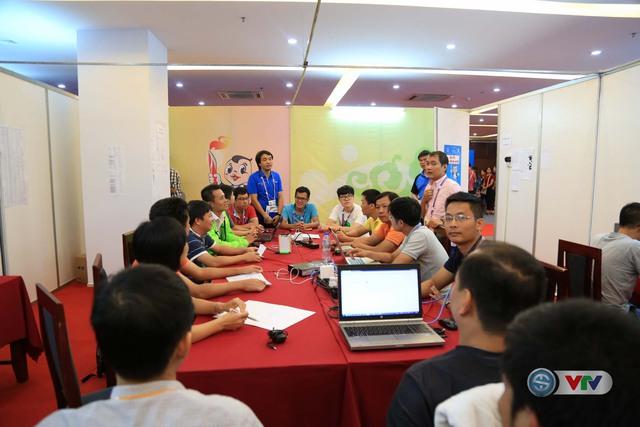Đài THVN họp sản xuất về việc hiển thị đồ hoạ khi sản xuất chương trình tại ABG5 - Ảnh 4.