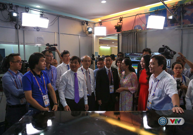 ABG 2016: Khai trương Trung tâm Truyền thông quốc tế của Đại hội - Ảnh 6.