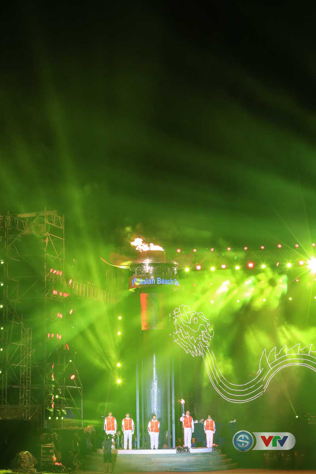 20h10 tối nay (24/9), VTV1 và VTV8 TRỰC TIẾP Lễ khai mạc Đại hội thể thao bãi biển châu Á 2016 - Ảnh 4.