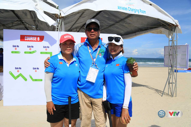 ABG 2016: Đoàn Việt Nam có HCV đầu tiên tại Đại hội thể thao bãi biển châu Á 2016 - Ảnh 2.