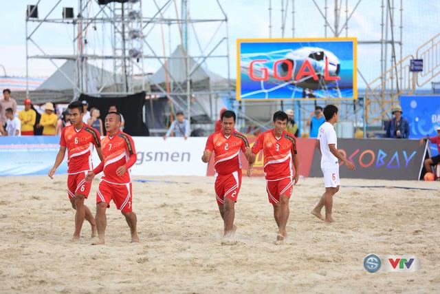 Ảnh: ĐT bóng đá bãi biển Việt Nam thắng ấn tượng trước ĐT Lào - Ảnh 8.