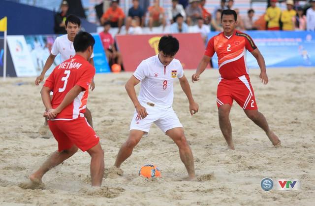 Ảnh: ĐT bóng đá bãi biển Việt Nam thắng ấn tượng trước ĐT Lào - Ảnh 7.