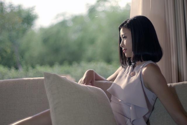 Người đẹp biển Đào Hà khám phá vẻ đẹp nhà Bắc Bộ cùng VTVTrip - Ảnh 4.