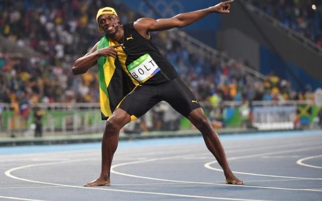"""""""Vua tốc độ"""" Arsenal thách đấu """"Tia chớp"""" Usain Bolt - Ảnh 2."""