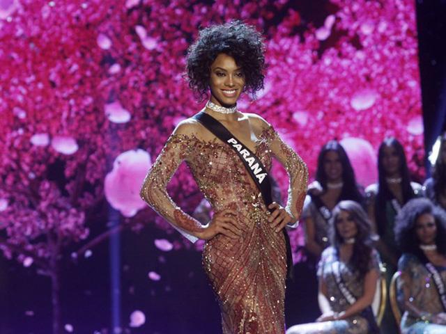Sau 30 năm, Brazil có Hoa hậu Hoàn vũ da màu thứ hai - Ảnh 4.