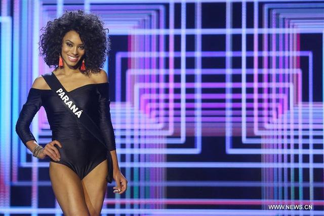 Sau 30 năm, Brazil có Hoa hậu Hoàn vũ da màu thứ hai - Ảnh 5.