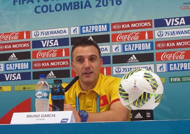 Cựu HLV trưởng tuyển futsal Việt Nam Bruno Garcia dẫn dắt tuyển Nhật Bản - Ảnh 3.