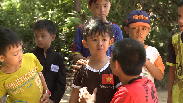 Bố ơi! Mình đi đâu thế? 3: Kỷ niệm khó quên trên mảnh đất võ Bình Định - Ảnh 11.