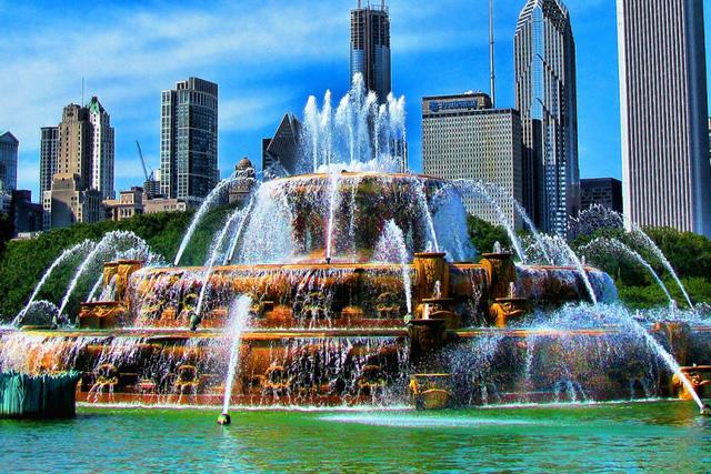 10 điểm đến tại Chicago, Mỹ có thể được khám phá bằng cáp treo - Ảnh 3.