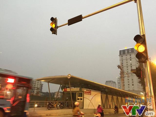 Lộ trình tuyến bus nhanh Hà Nội BRT 01 Yên Nghĩa – Kim Mã - Ảnh 1.