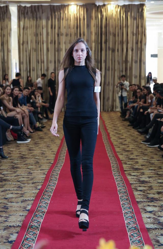 Top 18 VNTM nô nức casting người mẫu Tuần lễ thời trang quốc tế Việt Nam - Ảnh 24.