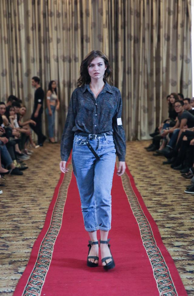 Top 18 VNTM nô nức casting người mẫu Tuần lễ thời trang quốc tế Việt Nam - Ảnh 23.