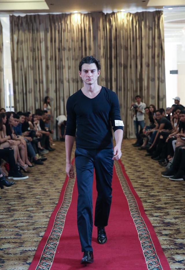 Top 18 VNTM nô nức casting người mẫu Tuần lễ thời trang quốc tế Việt Nam - Ảnh 22.