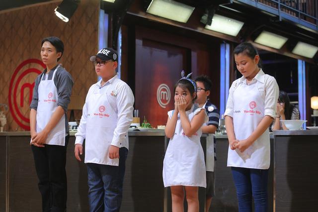 Vua đầu bếp nhí: Song Hải chiếm ưu thế, công chúa thỏ lọt top nguy hiểm - Ảnh 5.