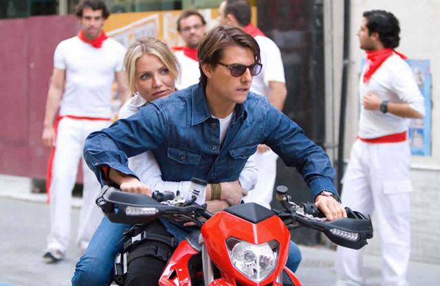 """Những """"người tình hoàn hảo"""" của Tom Cruise trên màn ảnh rộng - Ảnh 6."""