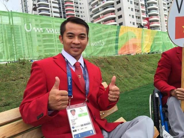 Paralympic Rio 2016: Việt Nam giành thêm 1 HCB và 1 HCĐ của Võ Thanh Tùng và Cao Ngọc Hùng - Ảnh 1.