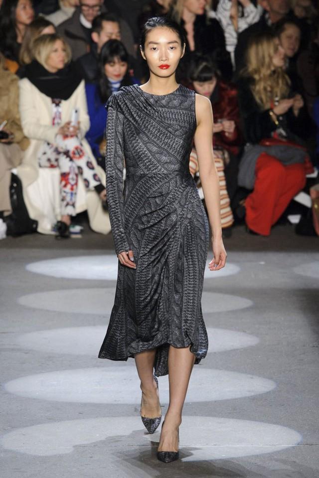 Săm soi 10 xu hướng Thu - Đông ở các Tuần lễ thời trang - Ảnh 12.