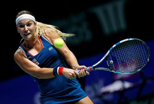 Chung kết WTA Finals 2016: Cibulkova lần đầu lên ngôi - Ảnh 2.