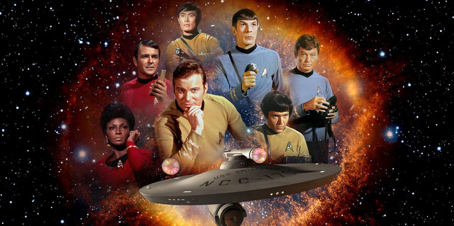 Facebook kỷ niệm 50 năm ra mắt Star Trek bằng nút Like đặc biệt - Ảnh 1.