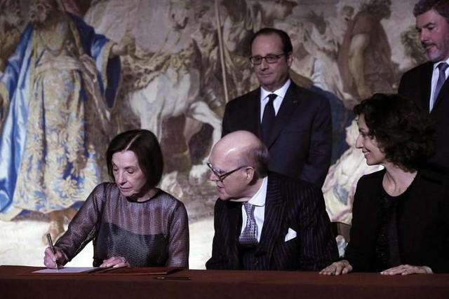 Vợ chồng người Mỹ tặng bộ sưu tập trị giá 8.500 tỷ đồng cho bảo tàng - Ảnh 1.