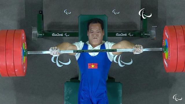 Lê Văn Công giành HCV Paralympic 2016, phá kỷ lục thế giới - Ảnh 1.
