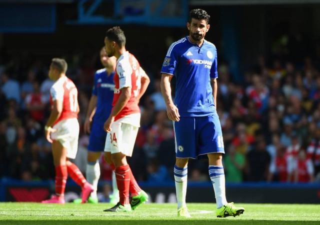 """Trước trận Arsenal – Chelsea: Arsene Wenger """"ngại"""" nhất Diego Costa - Ảnh 1."""