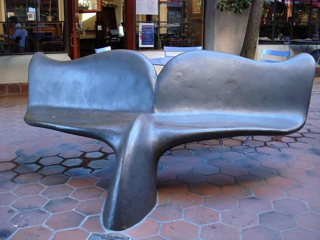 Ngắm muôn kiểu ghế ngồi siêu độc ở không gian công cộng - Ảnh 7.