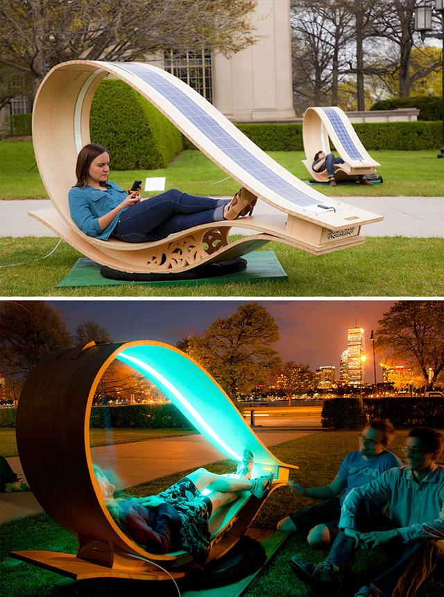Ngắm muôn kiểu ghế ngồi siêu độc ở không gian công cộng - Ảnh 5.
